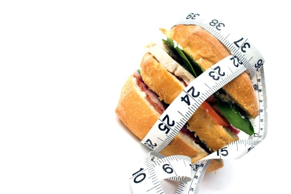 Weigh-Loss-Sandwich-Diet-Tape-Measure
