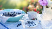 Diet Blueberries Food